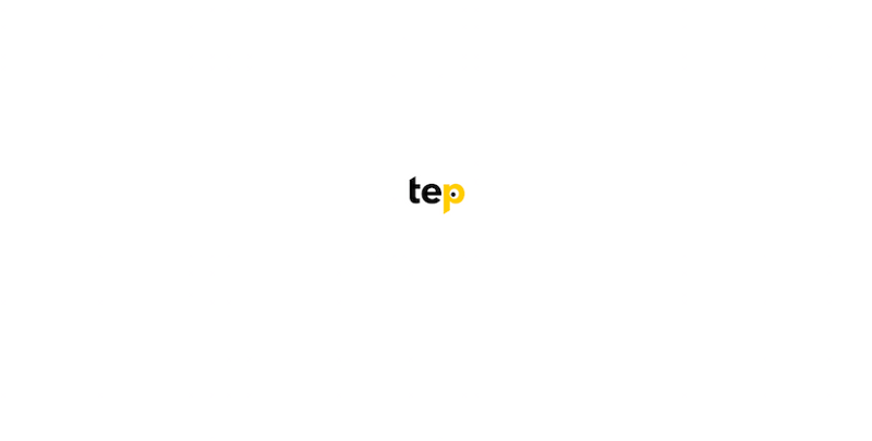 The splash screen of Tep