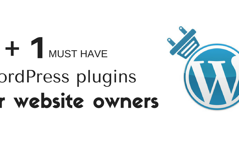 7 + 1 must have WordPress plugins for website owners in 2016