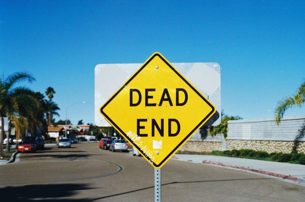 dead ends hijack visitors