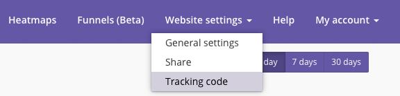 capturly_menu_website_settings