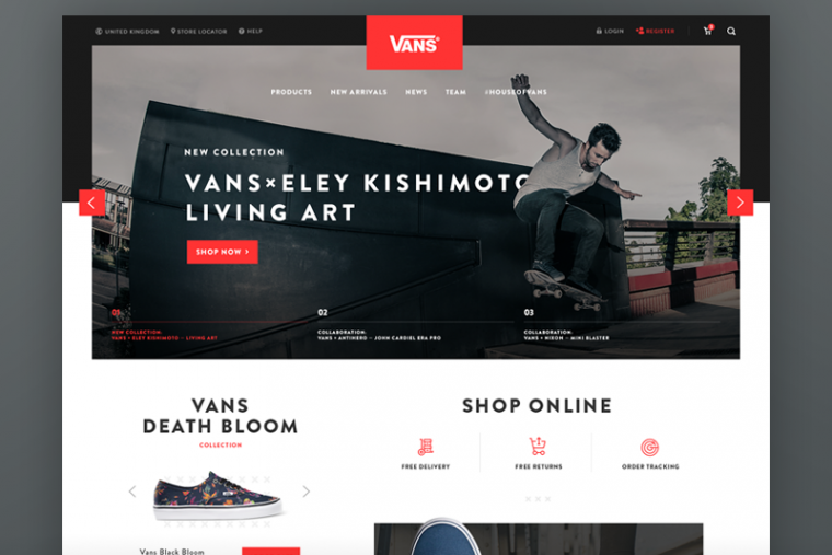 How To Pick The Perfect Shopify Template Capturly Blog - Shopify product template