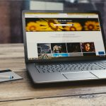 laptop website