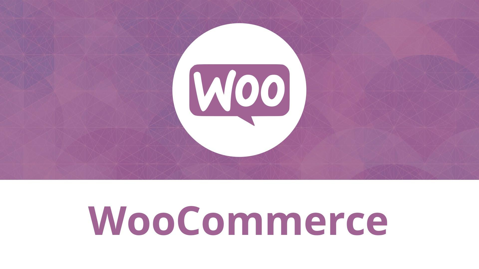 logo of woocommerce webshop engine