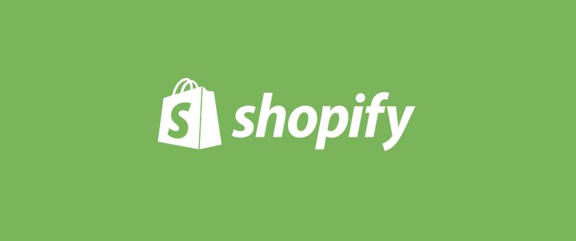logo of shopify webshop engine