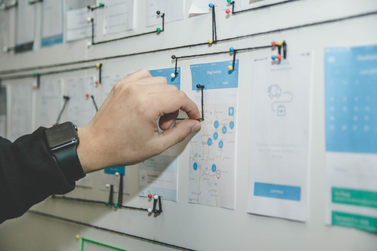 user experience planning process