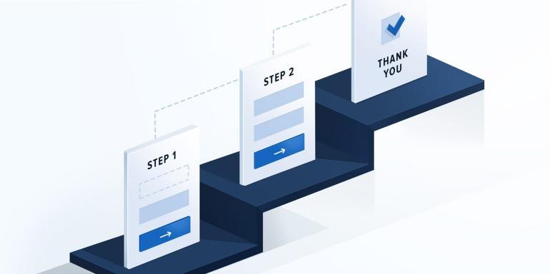 multi-step reg