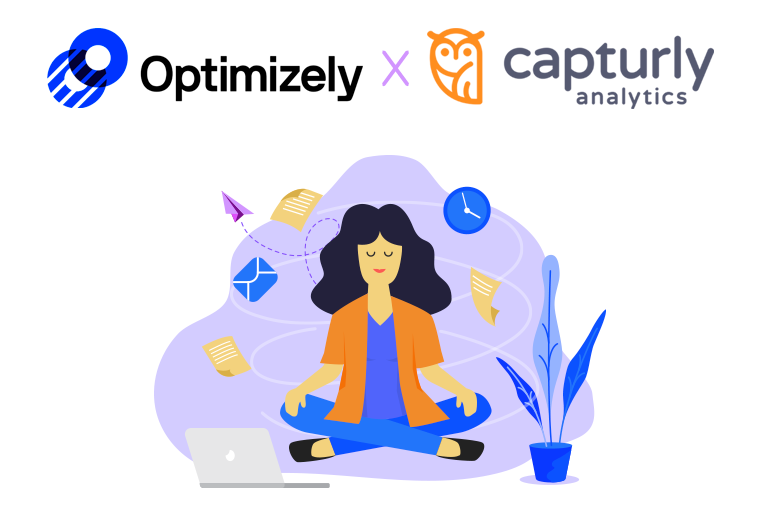 optimizely and capturly