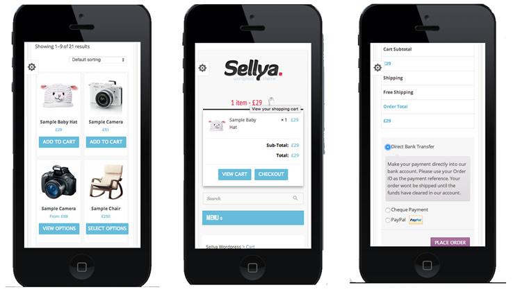 e-commerce user friendly Design ux