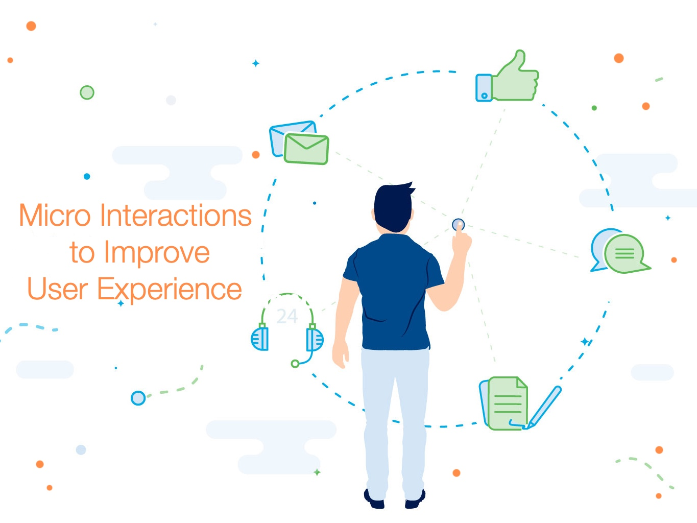 micro interactions to improve user experience