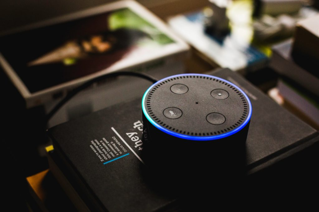 voice control for better UX