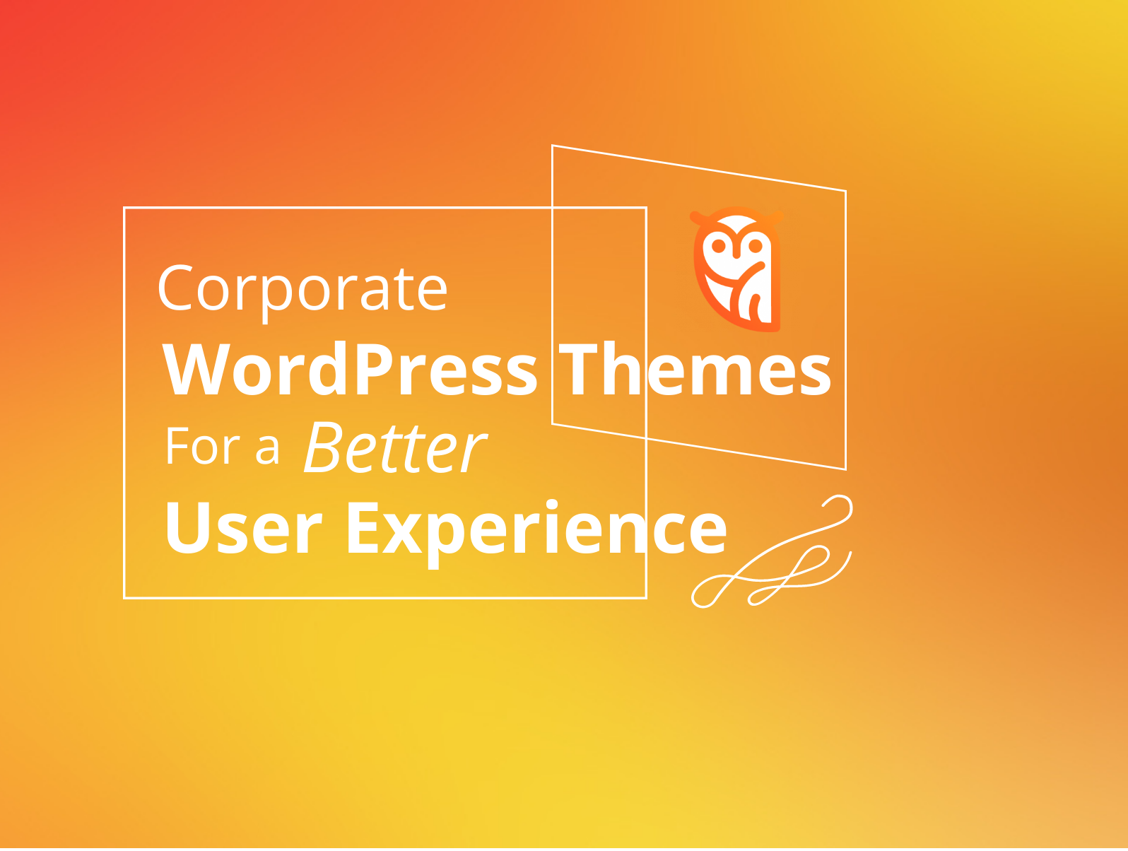 wordpress themes for better user experience