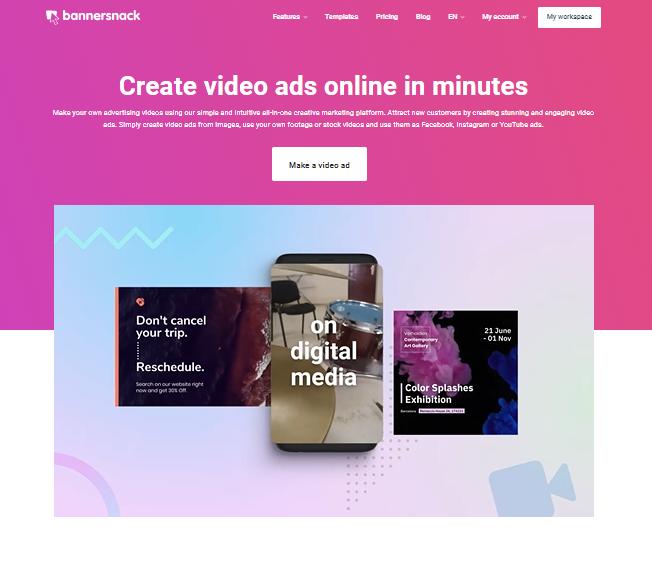 online video ads