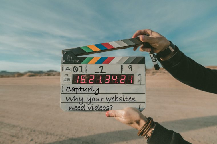 why your websites need videos