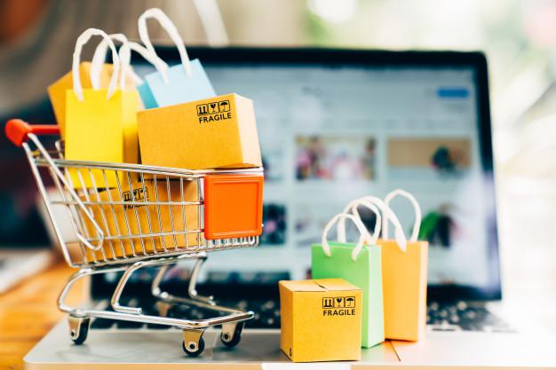 e-commerce online shop
