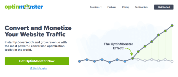 optimonster lead generation software