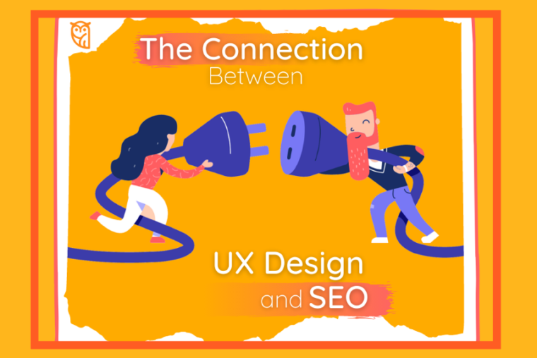 the connection between UX and SEO