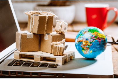 international shipping in e-commerce
