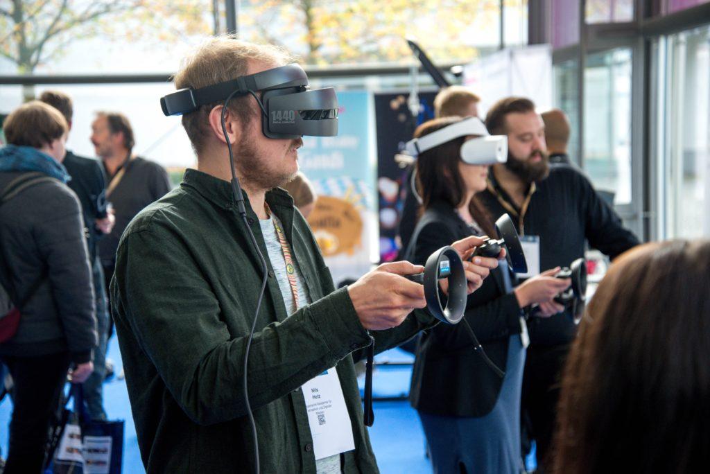 AR/VR technology