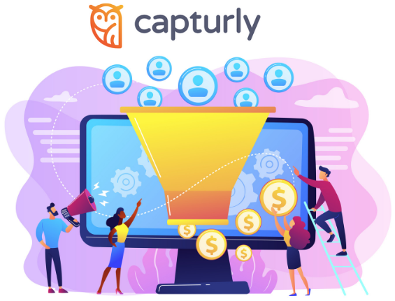 capturly conversion funnel