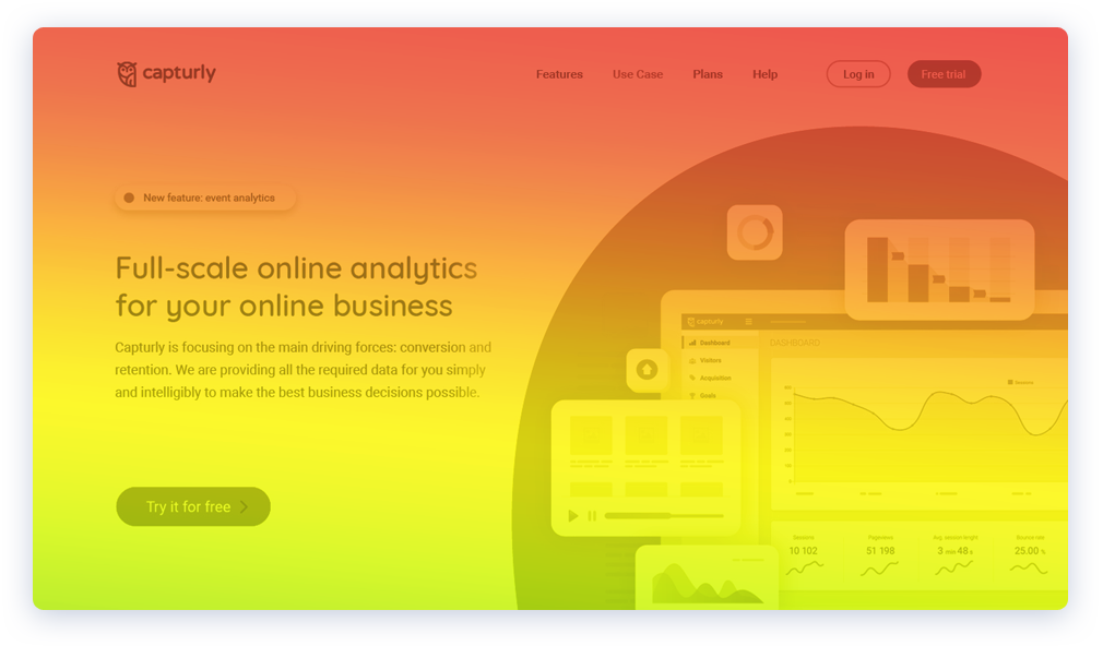Optimize your website with heat mapping software